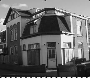 violenlaan 102 in Hilversum (2016)
